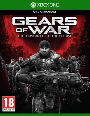 Game Gears of War: Ultimate Edition para Xbox One - Microsoft