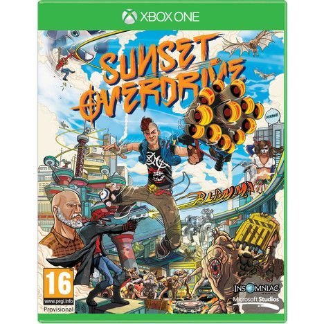 Game Sunset Overdrive - Xbox One
