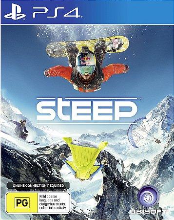 Game Steep para Ps4 - Ubisoft