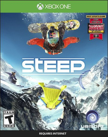 Game Steep para Xbox One - Ubisoft
