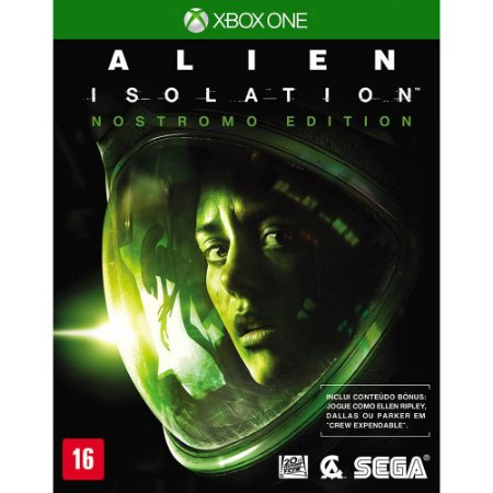Game Alien Isolation: Nostromo Edition para Xbox One
