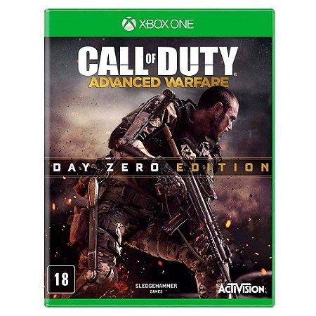 Game Call Of Duty Advanced Warfare - Edição Day Zero para  Xbox One