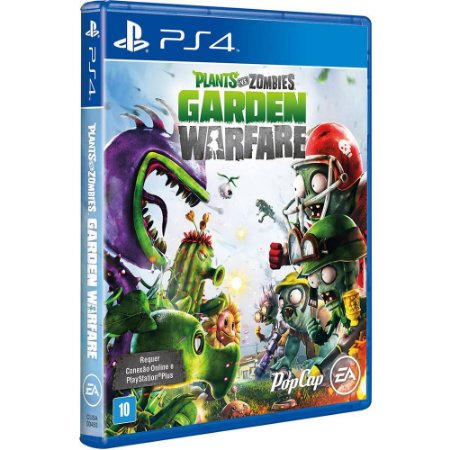 Game Plants Vs Zombies: Garden Warfare - PS4