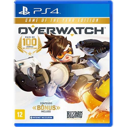 Game Overwatch - PS4