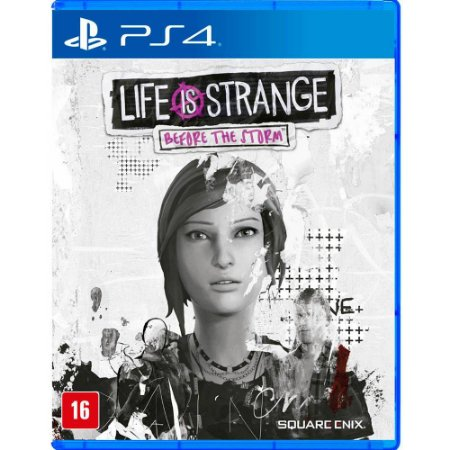 Game Life is Strange: Before The Storm - PS4