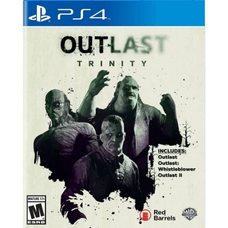 Game Outlast Trinity - Ps4