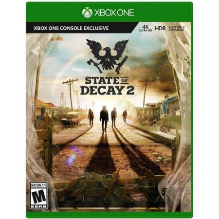 Game State Of Decay 2 - Xbox One