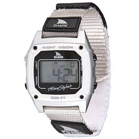 f62d0cf4192 Relógio Freestyle Shark Leash Cinza - Offshore Surfstore - Tudo para ...