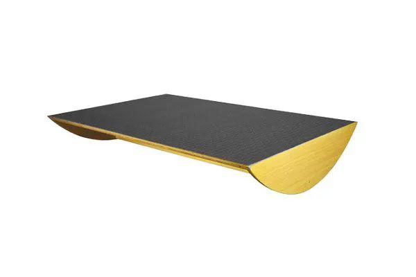Prancha de equilíbrio retangular 60 x 40 cm - 1092/ST