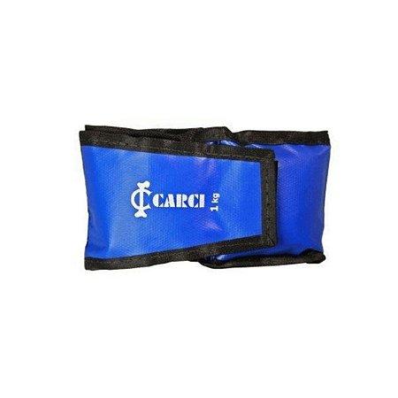 Tornozeleira Com Velcro 1 kg unidade -  CARCI