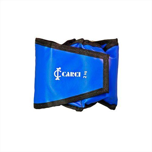 Tornozeleira Com Velcro 2 kg unidade -  CARCI