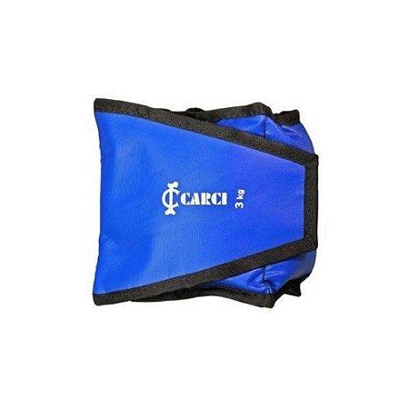 Tornozeleira Com Velcro 3 kg unidade -  CARCI
