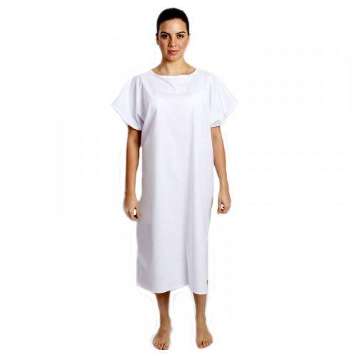 Avental Paciente - Camisola de Algodão
