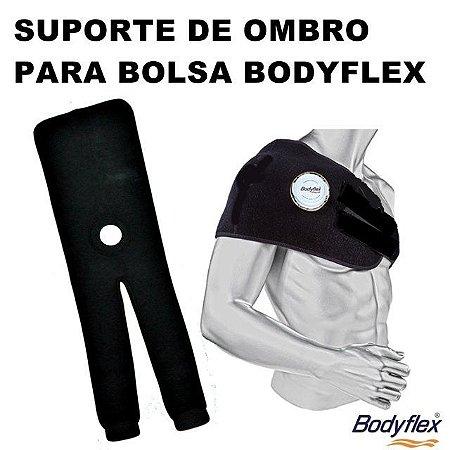 Suporte de Ombro, Abdomen ou Lombar c/Bolsa Bodyflex