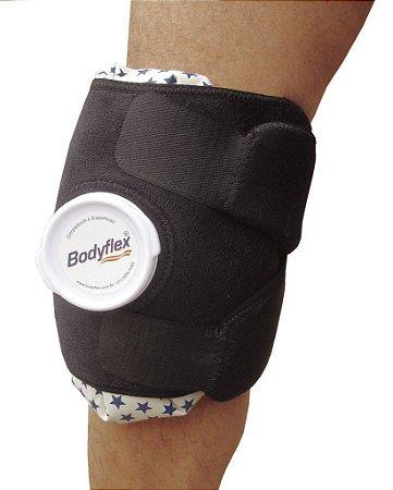 Suporte de joelho, ou Joelheira, c/Bolsa Bodyflex