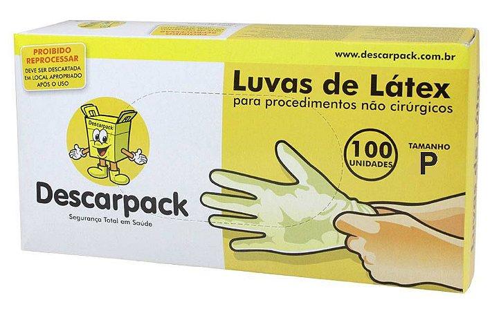 LUVA PROCEDIMENTO P C/100 DESCARPACK