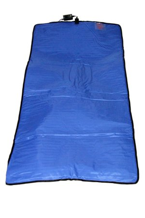 Manta termica Aluminizada Mt180190 Corpo inteiro 110vts