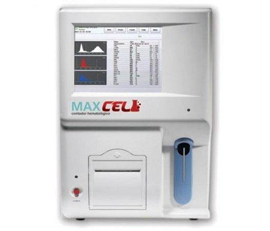 Analisador Hematológico MAX CEL 200