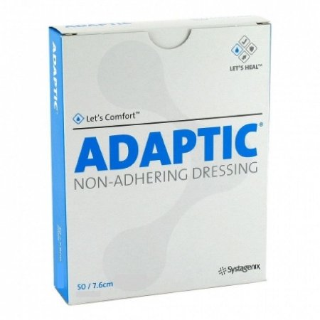 ADAPTIC 7,5X7,5cm Sachê c/ 01 unidade