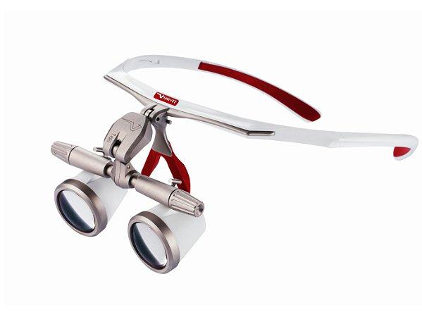 Lupa Binocular Cirurgica Univet E.V.O 2,5x