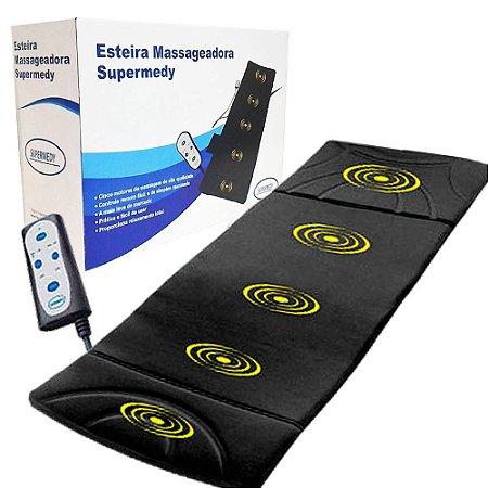 Esteira de Massagem c/ 5 Motores