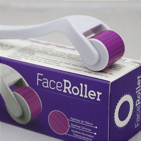 Rolete Microagulhas Faceroller - 1,00mm