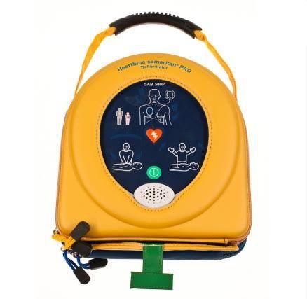 Desfibrilador Externo Automático DEA Heartsine SAMARITAN PAD 500