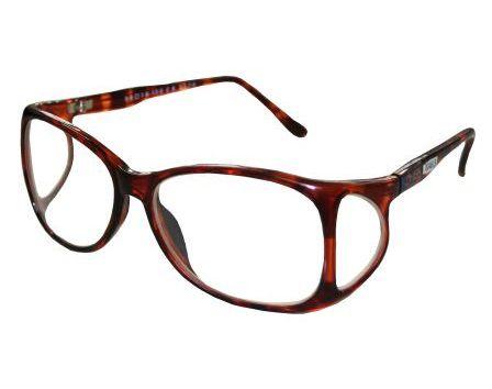 Óculos de Proteção Radiológica Frontal 0.75MMPB Lateral 0,5MMPB