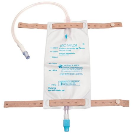 Coletor de Urina 500ml C/ Extensão