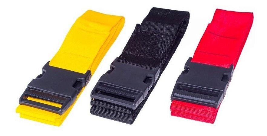 Cintos para Prancha de Resgate - Kit com 03 unidades