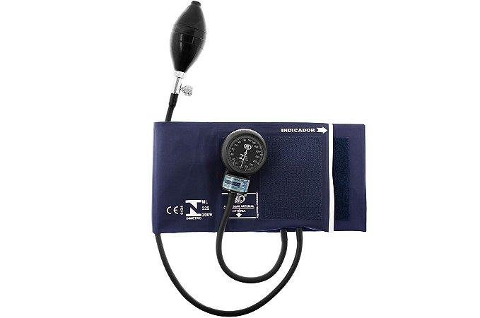 Aparelho de Pressão Azul Adulto Nylon BIC