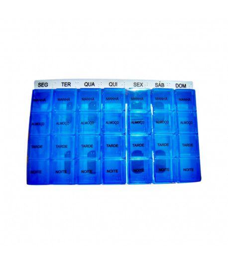 Porta Comprimidos 28 Dias - BODYFLEX