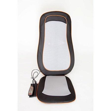 Assento Shiatsu C/ Aquecimento C/ Controle Bivolt