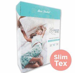 Capa de Travesseiro Slim Tex - Alergoshop