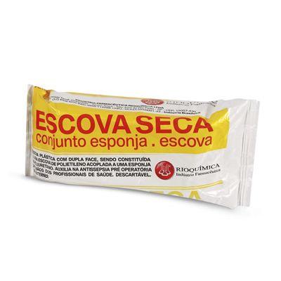Escova Seca Scrub - Rioquimica