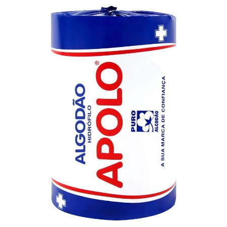 Algodão Hidrófilo 500g - APOLO
