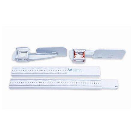Infantômetro Portátil Horizontal ABS – WELMY