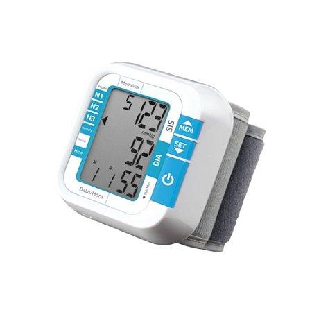 Monitor de Pressão Arterial Digital de Pulso Multilaser HC204