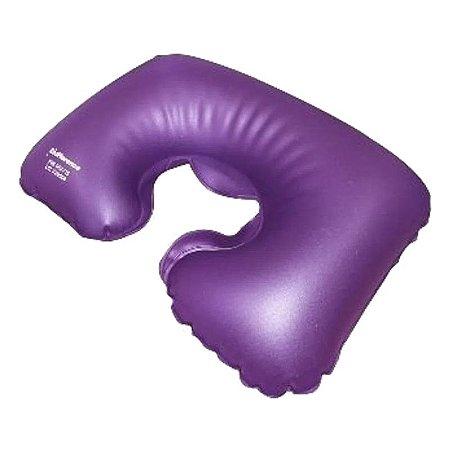Travesseiro Encosto e Apoio Cervical Inflável Cod 501-0150 BIOFLORENCE