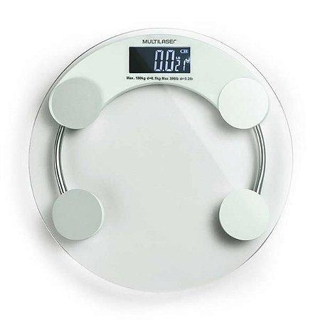 Balança Digital Eatsmart LCD - MULTILASER