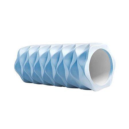 Rolo De Exercício/ Yoga Premium 14X33Cm Cinza Atrio -  MULTILASER