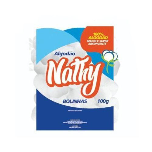 Algodão em Bolas 95gr - NATHY