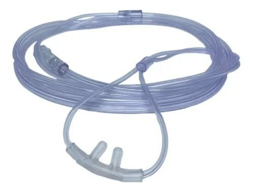 Cateter Nasal de Silicone Softech Adulto 2,10 mts - CNPH