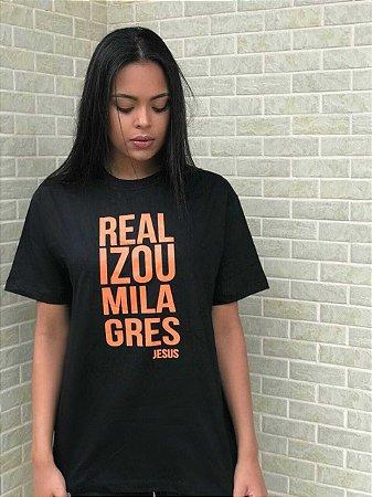 Camisetas Versão Verdades - OBRA TREMENDA E GRANDIOSA