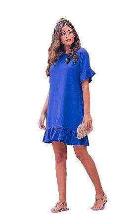 Vestido Luana Azul