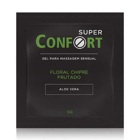 Sachê Super Confort Dessensibilizante Anal 5g