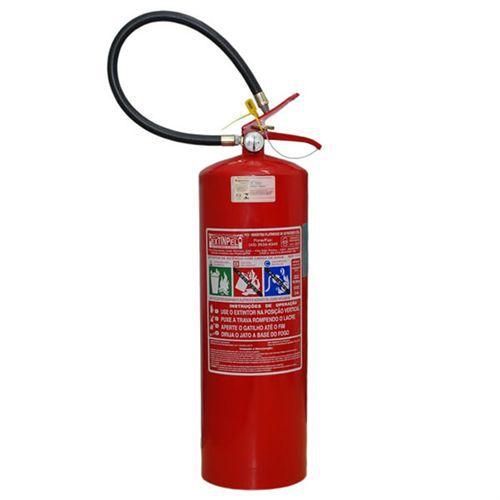 Extintor AP 10 Litros Recarga - 2A