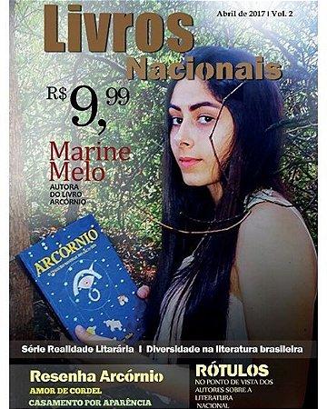 Revista Livros Nacionais - Edição 01