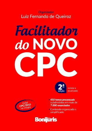 Facilitador do novo CPC - 2ª edição