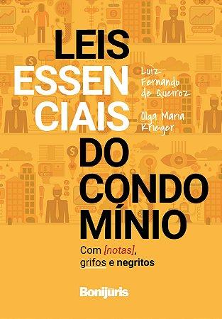 Leis essenciais do condomínio - Caixa com 40 livros